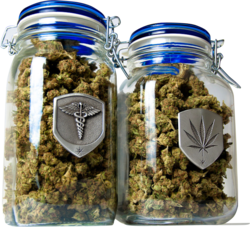 Weed Jars (PSD) | Official PSDs