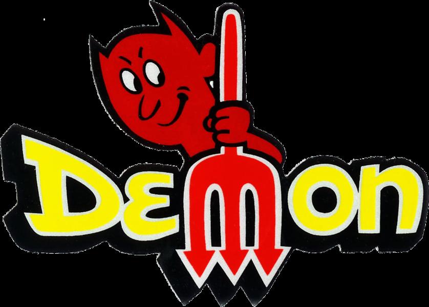 1971 Dodge Demon Logo (PSD) | Official PSDs